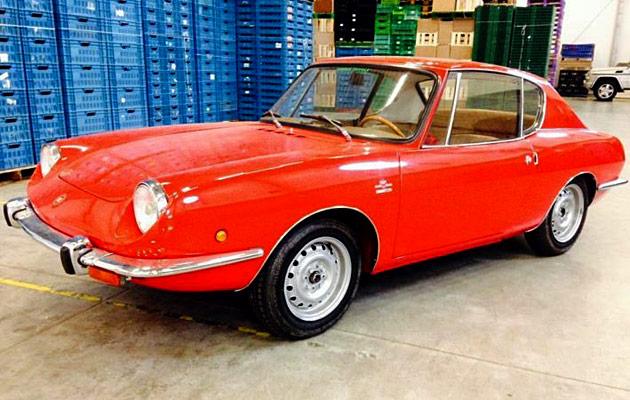 Gespot Fiat 850 Sport Bertone Racer Corsaitalia Magazine