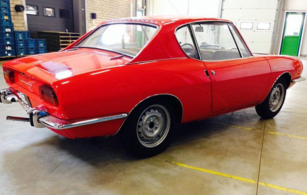 Fiat Berlinetta Racer