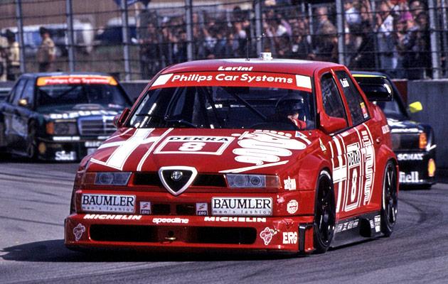 Alfa-155-V6-TI-DTM-Nicola-Larini-1993