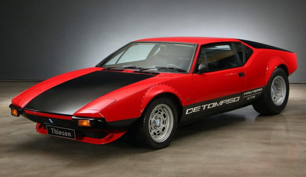 het alternatief de tomaso pantera gts corsaitalia magazine. Black Bedroom Furniture Sets. Home Design Ideas