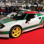 Alfa Romeo 4C in Stratos-jasje: Stratosferica