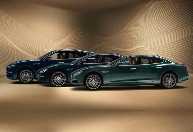 Maserati Ghibli Levante Quattroporte Royale