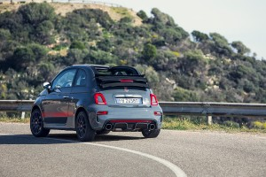 170327 Abarth 695XSR Action 8