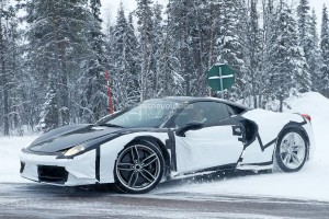 new-ferrari-dino-spied-testing-in-sweden-as-458-test-mule-with-v6-soundtrack-116359 1