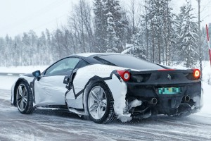 new-ferrari-dino-spied-testing-in-sweden-as-458-test-mule-with-v6-soundtrack 9
